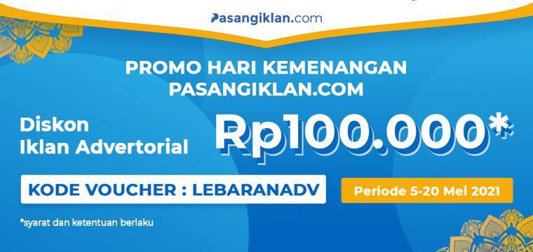 Promo Lebaran Iklan Advertorial