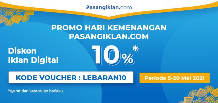 Promo Lebaran Iklan Digital